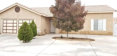 Adelanto CA Single Family Home For Sale: $219,900