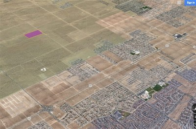 Victorville Residential Lots & Land For Sale: La Mesa And Verbena