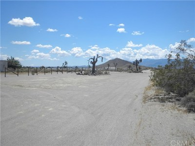 Adelanto Residential Lots & Land For Sale: Oasis Road