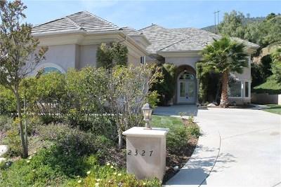 Pasadena Single Family Home For Sale: 2327 Kinclair Drive