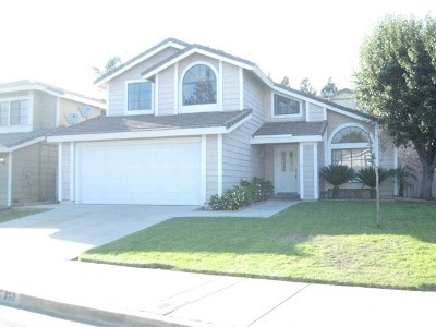 Rancho Cucamonga Single Family Home For Sale: 10340 Mahogany Court