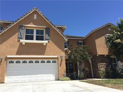 Eastvale Single Family Home For Sale: 7968 Orchid Drive