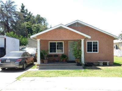 Duarte Single Family Home For Sale: 460 Shrode Avenue