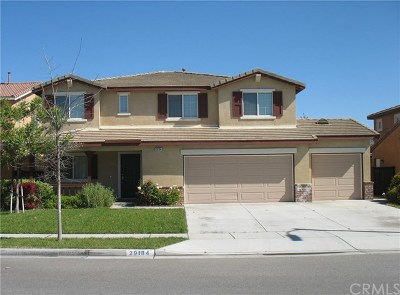 Murrieta CA Single Family Home For Sale: $410,000