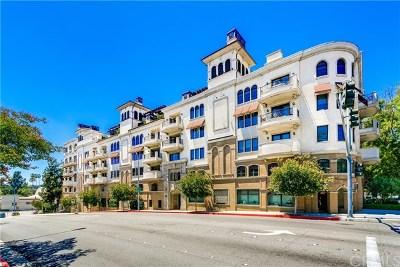 Pasadena Condo/Townhouse For Sale: 155 Cordova Street #103