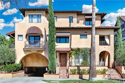 Pasadena Condo/Townhouse For Sale: 108 S El Molino Avenue #107