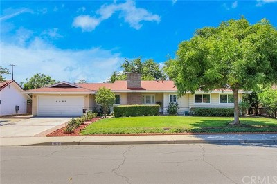 Claremont Single Family Home For Sale: 1123 Whitman Avenue