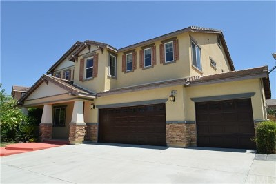 Eastvale Single Family Home For Sale: 6894 Highland Drive