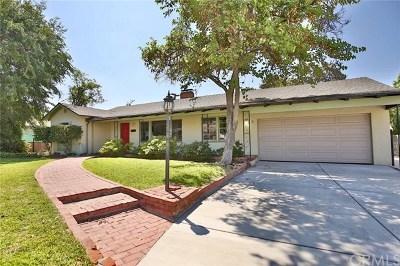 Glendora Single Family Home For Sale: 960 E Bennett Avenue