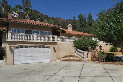 La Canada Flintridge Single Family Home For Sale: 565 Paulette Place