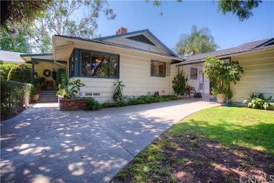West Covina Single Family Home For Sale: 509 S Barranca Street