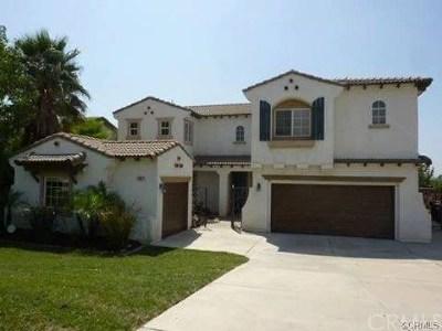 Rancho Cucamonga CA Single Family Home For Sale: $774,900