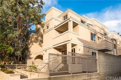 Pasadena Condo/Townhouse For Sale: 317 E Del Mar Boulevard #31