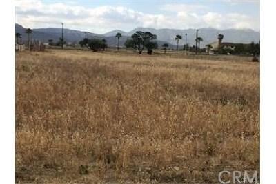 San Bernardino County Residential Lots & Land For Sale: Montgomery Avenue