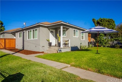 North Hollywood Single Family Home For Sale: 5803 Cartwright Avenue