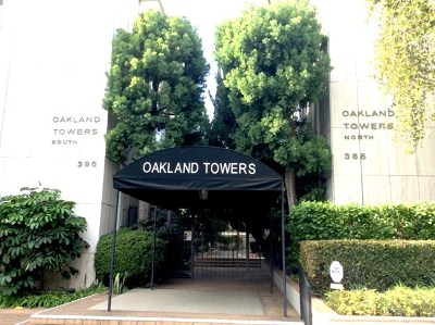 Pasadena Condo/Townhouse For Sale: 395 S Oakland Avenue #203