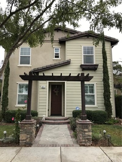Glendora Single Family Home For Sale: 877 Park View