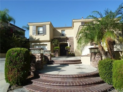 West Covina Single Family Home For Sale: 1531 S Westridge Road