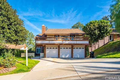 San Dimas Single Family Home For Sale: 1434 Calle Linda