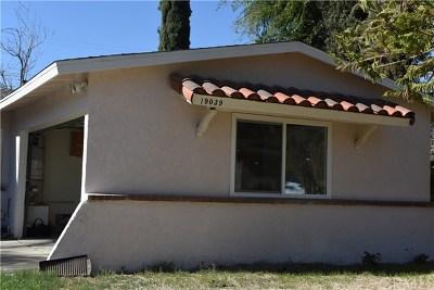 Corona Single Family Home For Sale: 19039 Stroh Avenue