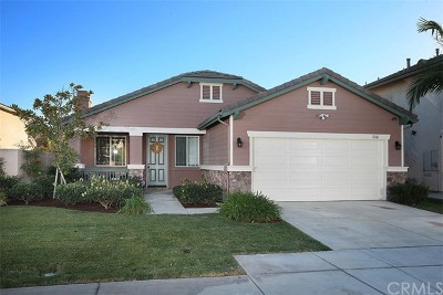 Pomona Single Family Home For Sale: 1168 Neva Lane