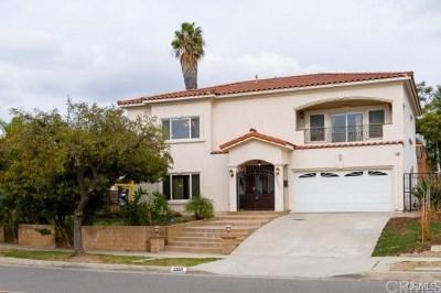 Diamond Bar Single Family Home For Sale: 23511 Decorah Road