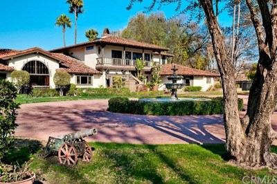 Temecula Single Family Home For Sale: 35438 De Portola Road
