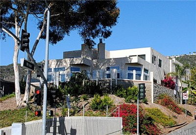 Laguna Beach Multi Family Home For Sale: 31954 Coast Highway