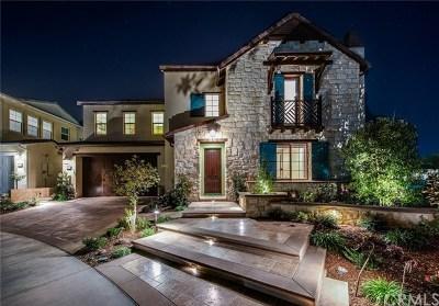 Irvine Single Family Home For Sale: 100 Grassblade