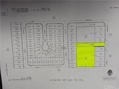 San Bernardino County Residential Lots & Land For Sale: Meridian Avenue