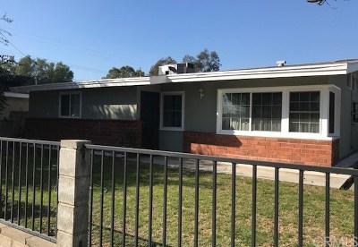 Duarte Single Family Home For Sale: 2137 Buena Vista Street