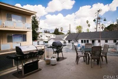 Pasadena Condo/Townhouse For Sale: 1115 Cordova Street #119