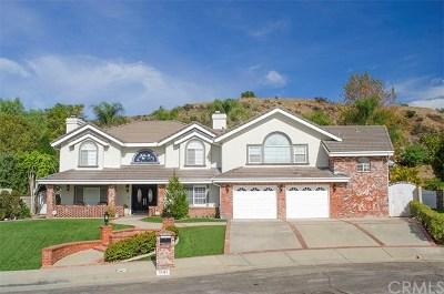 Glendora Single Family Home For Sale: 1147 Flamingo Street