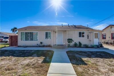 Baldwin Park Single Family Home For Sale: 13444 Athol Street