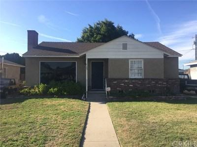 Pico Rivera Single Family Home For Sale: 4129 E Warrington Avenue E