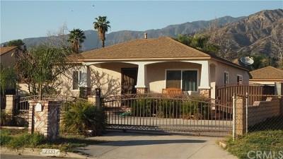 Duarte Single Family Home For Sale: 2333 Bloomdale St.