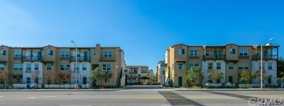 Covina Condo/Townhouse For Sale: 1027 N Citrus Avenue