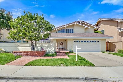 Irvine Single Family Home For Sale: 17 Silver Crescent