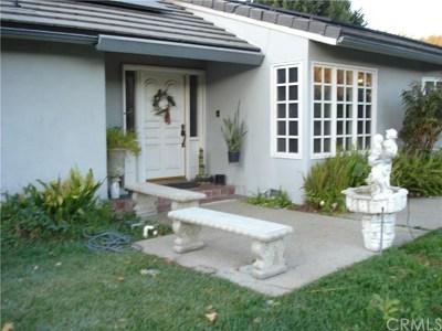 Covina Single Family Home For Sale: 20645 E Rancho San Jose Drive