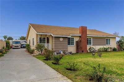 West Covina Single Family Home For Sale: 932 E Alwood Street
