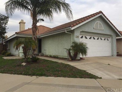 Rancho Cucamonga CA Single Family Home For Sale: $450,000