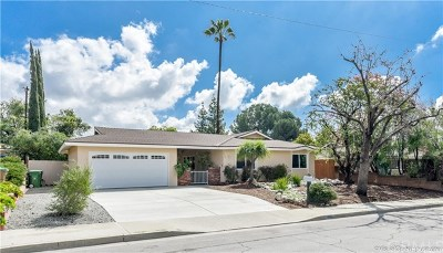 Claremont Single Family Home For Sale: 566 Cedar Crest Avenue