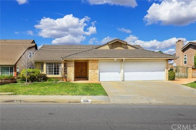 Walnut Single Family Home Active Under Contract: 1095 Sunset Bluff Road