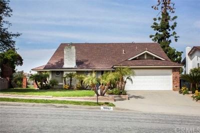Rowland Heights Single Family Home For Sale: 18067 Galatina Street