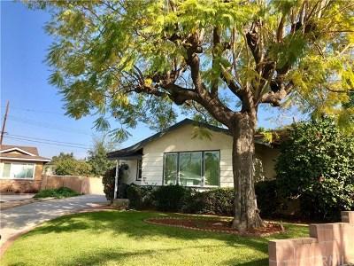 Covina Single Family Home For Sale: 736 E Dexter Street