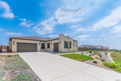 Rancho Cucamonga Single Family Home For Sale: 5665 Compass Place