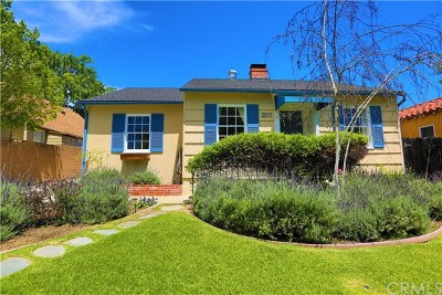 Pasadena Single Family Home For Sale: 2103 Cooley Place