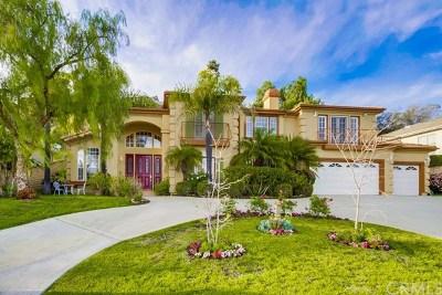 Glendora Single Family Home For Sale: 1217 W Sierra Madre Avenue