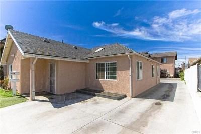 Canoga Park Single Family Home For Sale: 7439 Eton Avenue