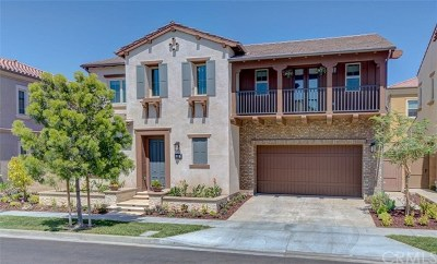 Irvine Single Family Home For Sale: 55 Cummings
